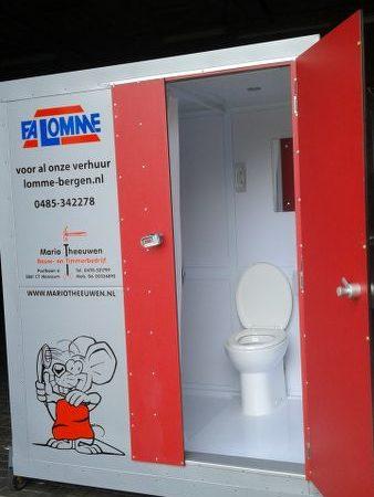 Mobiele Badkamers - Lomme Bergen voor verkoop, verhuur en reparaties